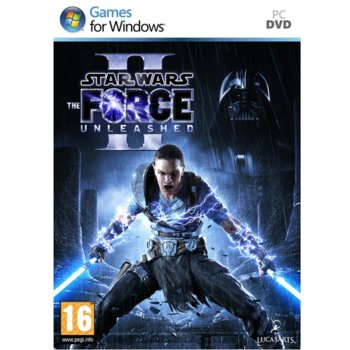 Star Wars: The Force Unleashed II product