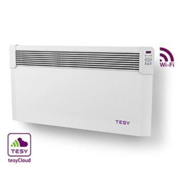 Конвектор Tesy CN 04 300 EIS CLOUD W, 3000 W, WiFi image