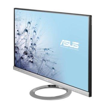 """Монитор Asus MX279HE (90LMGD301R02271C), 27.0"""" (68.6cm) IPS панел, Full HD, 5ms, 250 cd/m2, HDMI, VGA image"""