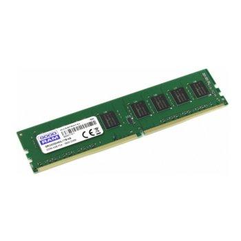 Памет 16GB DDR4 2400MHz, Goodram Gold, GR2400D464L17S/16G, 1.2V image