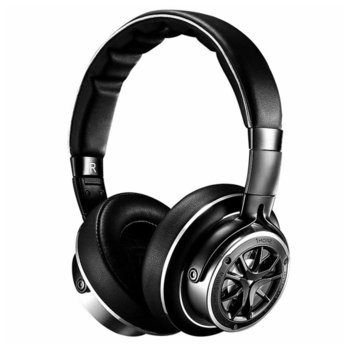 Слушалки 1MORE Triple Driver H1707, Triple Driver технология, Hi-Fi аудио, сваляем кабел, 3.5mm жак, сгъваеми, сребристи image