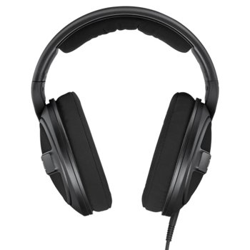 Слушалки Sennheiser HD 569, микрофон, 10-28000Нz честотен диапазон, 3 м ĸaбeл, черни image