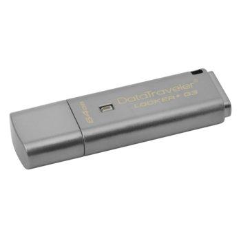 Kingston DTLPG3/64GB product