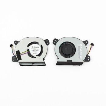 Вентилатор за лаптоп Asus, съвместим с Asus E402MA E502MA image