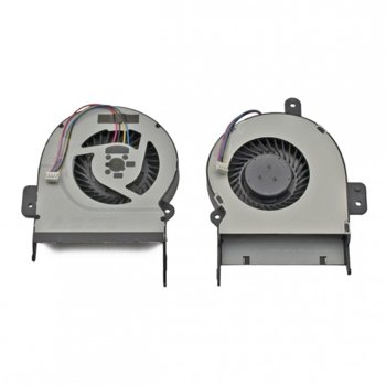 Вентилатор за Asus X55V, X55VD, X45C, X45VD, R500V, K55VM, 4pin, 5V - 0.4A image