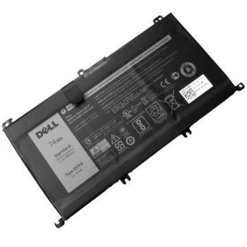 Батерия (оригинална) за лаптоп Dell, съвместима с DELL Inspiron series, 10.8V, 6800mAh image