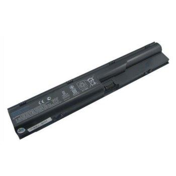 Батерия (заместител) за лаптоп HP ProBook, съвместима с 4330s/4430s/4435s/4440s/4530s/4535s/4540s, 6cell, 11.1V, 4400mAh image
