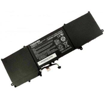 Батерия (оригинална) за лаптоп Toshiba, съвместима с TOSHIBA Satellite U845, 7.4V, 7042mAh image