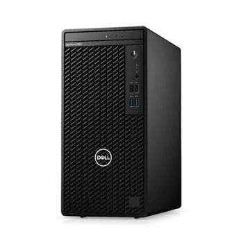 Настолен компютър Dell Optiplex 3080 MT (S005O3080MTEM), четириядрен Comet Lake Intel Core i3-10100 3.6/4.3 GHz, 8GB DDR4, 256GB SSD, клавиатура и мишка, Windows 10 Pro image