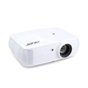 Проектор Acer P5530i, 3D, DLP, FullHD (1920x1080), 20000:1, 4000 lm, HDMI/MHL, VGAx2, RCA, HDMI image