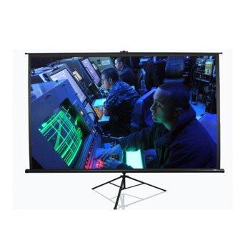 """Екран Elite Screens Tripod, 120"""" (304.8 cm), на стойка, 2 г. гаранция image"""