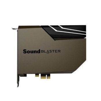 Звукова карта Creative Sound Blaster AE-7, 4x Line out, 1x Line in image