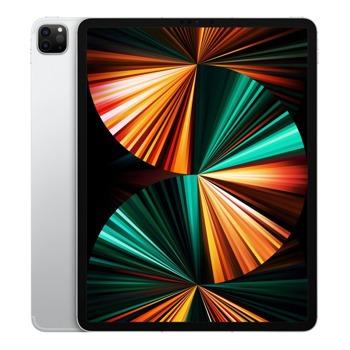 "Таблет Apple iPad Pro Wi-Fi + Cellular (MHRC3HC/A)(сребрист) 5G, 12.9"" (32.76 cm) Liquid Retina дисплей, осемядрен Apple A12Z Bionic, 16GB RAM, 1TB Flash памет, 12.0 + 10.0 MPix & 12.0 MPix камера, iPad OS, 685g image"