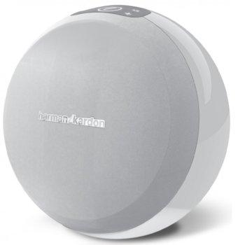 Тонколона Harman/kardon OMNI 10 WH, 2.0, 50W RMS, Bluetooth/WiFi, бяла image