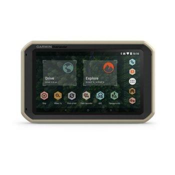 "Навигация за автомобил Garmin Overlander, 7"" (17.78 cm) WSVGA TFT дисплей, 64GB памет, Bluetooth, Wi-Fi, доживотно обновяване image"