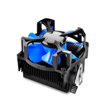 Охлаждане за процесор DeepCool BETA 11, съвместимост със AMD AM4/AM3+/AM3/AM2+/AM2/FM2+/FM2/FM1/APUA12/A10/A8/A6/A4/Phenom II X6/X4/X3/X2/Athlon II X4/X3/X2 image