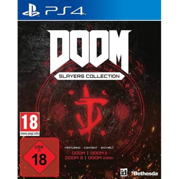 Игра за конзола DOOM - Slayers Edition, за PS4 image