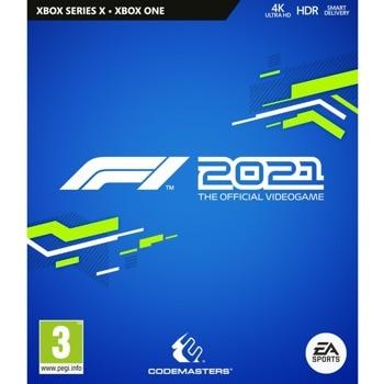 Игра за конзола F1 2021, за Xbox One image