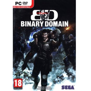 Binary Domain product