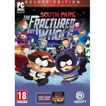 South Park: The Fractured but Whole DE product