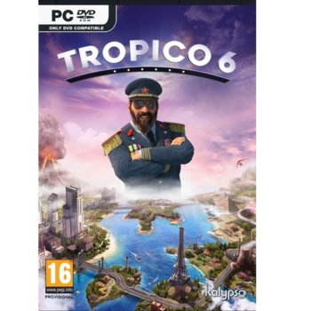Tropico 6 PC product