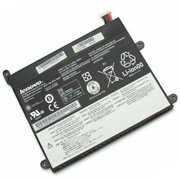 Батерия (оригинална) за лаптоп Lenovo, съвместима с Lenovo ThinkPad Tablet 1838/1839, 7.4V, 3250mAh image