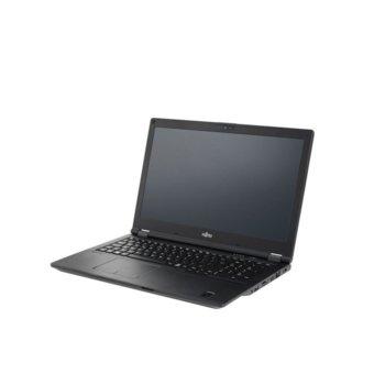 "Лаптоп Fujitsu Lifebook E459 (FUJ-NOT-E459-i5), четириядрен Kaby Lake R Intel Core i5-8250U 1.6/3.4 GHz, 15.6"" (39.62 cm) Full HD IPS Anti-Glare Display, (HDMI), 8GB DDR4, 256GB SSD, 1x USB 3.1 Type C, Free DOS  image"