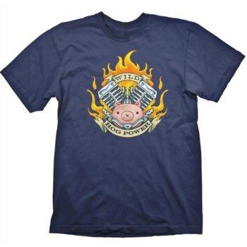 Тениска Gaya Entertainment Overwatch Roadhog, Размер L, синя image