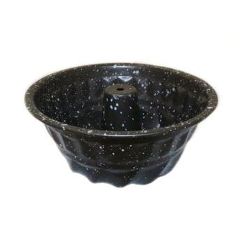 Форма за кекс RIV 2627-10, алуминий, незалепващо покритие, 15.2х6.0 см, кафяв image