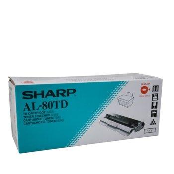 TОНЕР КАСЕТА ЗА КОПИРНА МАШИНА SHARP Z 80/XEROX 810/830/1045 - P№ AL- 80TD image