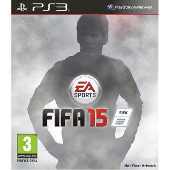 Игра за конзола FIFA 15, за PlayStation 3 image
