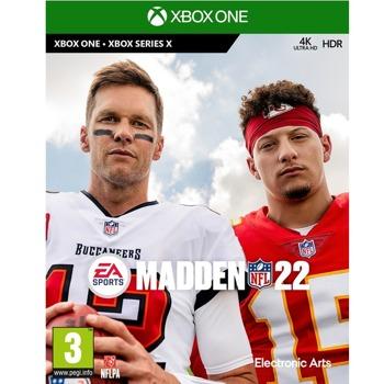 Игра за конзола Madden NFL 22, за Xbox One image