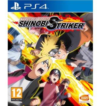 Игра за конзола Naruto To Boruto: Shinobi Striker, за PS4 image