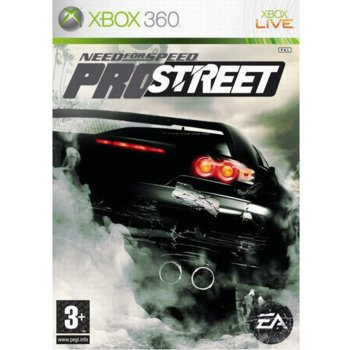Need for Speed ProStreet product