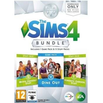 The Sims 4 Bundle Pack 5 PC product