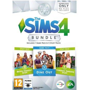 Допълнение към игра The Sims 4 Bundle Pack 5, за PC image