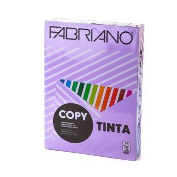 Копирен картон Fabriano, A4, 160 g/m2, виолетов, 250 листа image