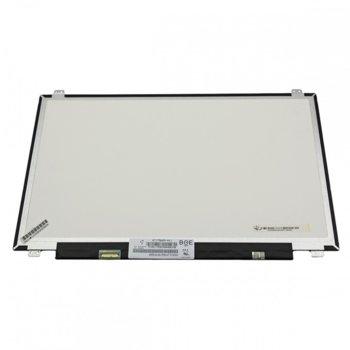 """Матрица за лаптоп NT173WDM-N11, 17.3"""" (43.94 cm), HD+, 1600x900 pix, матова image"""