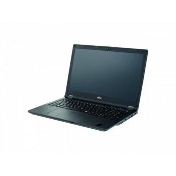 "Лаптоп Fujitsu LIFEBOOK E5510 (S26391-K500-V100_256_I3_N), двуядрен Comet Lake Intel Core i3-10110U 2.1/4.1 GHz, 15.6"" (39.62 cm) Full HD LED IPS Anti-Glare Display, (HDMI), 8GB DDR4, 256GB SSD, 1x USB 3.2 Type C, No OS  image"