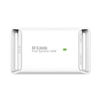 PoE сплитер D-Link DPE-301GS, захранване чрез Ethernet, 12V/2A, 32.4W image