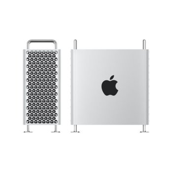Настолен компютър Apple Mac Pro Tower, осемядрен Intel Xeon W 3.5/4.0 GHz, AMD Radeon Pro 580X 8GB, 32GB DDR4, 256GB SSD, 4x Thunderbolt, MacOS image