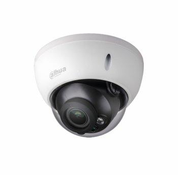 HDCVI камера Dahua HAC-HDBW2241R-Z-27135, куполна камера, 2MPix(1920×1080@30fps), 2.7-13.5mm, IR осветеност (до 30 m), външна IP67 & IK10 image