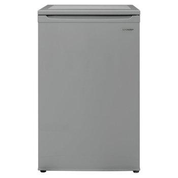 Хладилник Sharp SJ-U1088M4S, клас A+, 88л. общ обем, свободностоящ, 113 kWh/годишно, инокс image