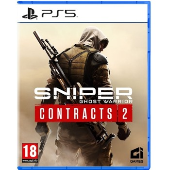 Игра за конзола Sniper Ghost Warrior Contracts 2, за PS5 image