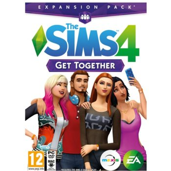 The Sims 4 Get Together product