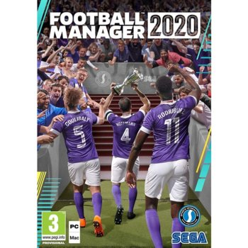 Football Manager 2020 PC product
