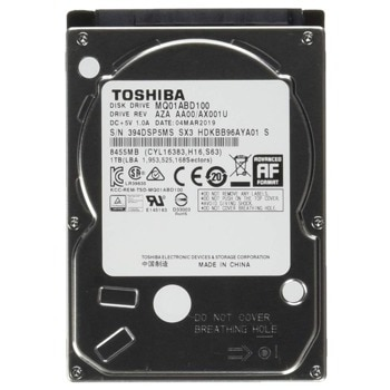 Toshiba 1TB MQ04 Series MQ04ABF100 product