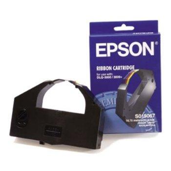 Лента за матричен принтер Epson DLQ-3000/DLQ 3000+/DLQ-3500 - Colour - P№: C13S015067 image