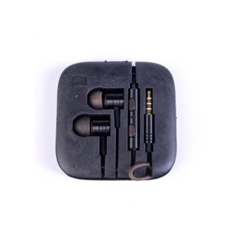 Headset HQ metal Black product