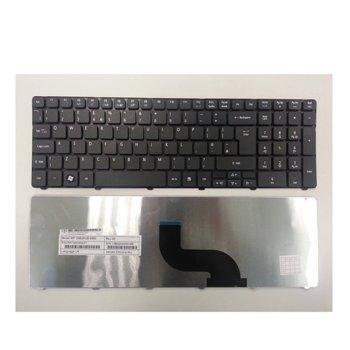 Клавиатура за Acer TravelMate 5740, съвместима с 5740G/7740/Aspire E1-521/E1-531/E1-571 image
